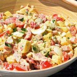 Entrée : Salade Piémontaise...